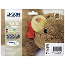 Orig. Epson C13T06154010 T 0615 Epson Stylus Multipack 4er Pack Angebot Neu!