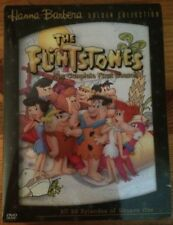 The Flintstones - Season 1 (DVD, 2004, 4-Disc Set)