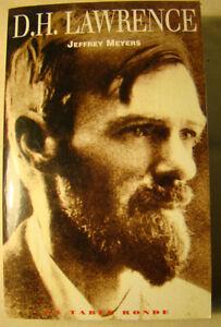 D.H. Lawrence - Jeffrey Meyers