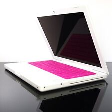 SL HOT PINK Keyboard Cover for OLD Macbook White 13""