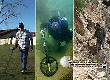 ABOVE AND BELOW METAL DETECTING for Gold Coins & Relics DVD new FREE SHIPPING