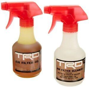 Scion tC xB xA xD TRD Air Filter Cleaning Kit - OEM NEW!