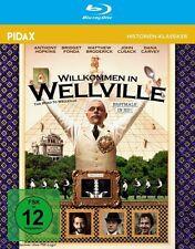 Blu-Ray Willkommen in Wellville *mit Anthony Hopkins Roman von T. C. Boyle Pidax