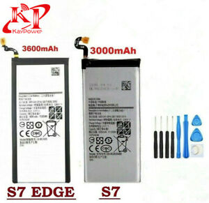 For Samsung Galaxy S7 Edge |S7 New Internal Battery Replacement With Tools USA