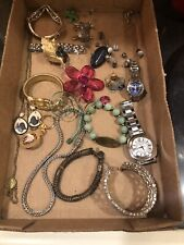Other Items As Is Condition Assorted Junk Drawer Misc Jewelry And