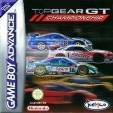 Nintendo GameBoy Advance Spiel - GT Championship Modul