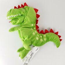 Ikea Dragon Puppet Soft Plush Toy Laskig
