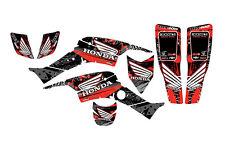 Honda TRX 400 99-07 graphic kit trx400ex stickers decal kit pegatinas graphics