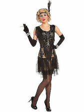 Forum Novelties Ac569 Lacey LINDY Deluxe Flapper Dress Size 10 - 14