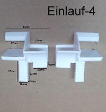 Maxi Rolladen Einlauftrichter Einlauf Trichter Blendkappen Vorbaurolladen (T-4)
