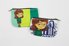 Daria Morgendorffer Coin Purse - MTV 90s Mini Hand Bag Nostalgic Gift For Her