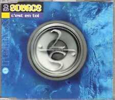 2 Source - C'Est En Toi (Remix) - CDM - 1994 - Electro Abstract Trip Hop 6TR