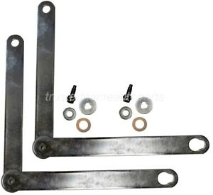 Tailgate Cable Lift Support Length 16 1/8 Inch Left Right Pair