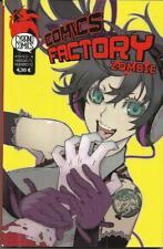 COMICS FACTORY n° 12 - ZOMBIE (Cyrano Comics, 2011) rivista / fanzine fumetti