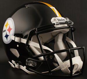 BEN ROETHLISBERGER #7 Edition PITTSBURGH STEELERS Riddell Speed Football Helmet