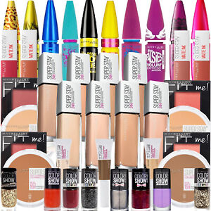 Maybelline Super Stay 24 Hour Beauty Box - Makeup Kits - Choose Your Shade!