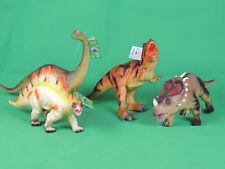 Dinosaurier Dino  Set 4er Set soft Weichgummi Stretch Dino XXL Dinos