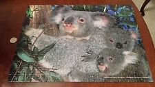 Discovery Channel Nature Wild Babies 'baby Koala' jigsaw puzzle by BePuzzled CIB
