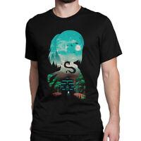 Spirited Away Original Art T-Shirt, Studio Ghibli Hayao Miyazaki Tee
