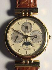 orologio Pryngeps anni '80 al quarzo,completo di giorno,mese,anno e fasi lunar