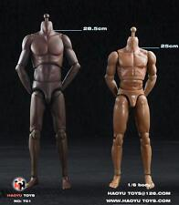 HaoYuToys 1/6 Scale Tall African Figure Body For NBA Basketball Player Kitbash