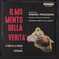 PIERO  PICCIONI: La Hora De La Verdad / Temporada 45 (Italy, PS, from the film