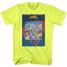 Megaman Vintage Cover 1987 Men's T Shirt State of the Art High Resolution