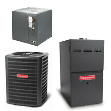 Goodman - 2.0 Ton Cooling - 80k Btu/Hr Heating - Air Conditioner + Variable S.