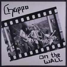 ROGER CHAPMAN & SHORTLIST: On The Wall Live 1984 LP Rock & Pop