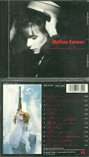 CD - MYLENE FARMER : CENDRES DE LUNE