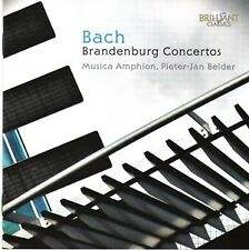 J.S. Bach - Brandenburg Concertos (2 CDs)