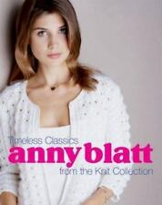 Anny Blatt: Timeless Classics from the Knit Collection-ExLibrary