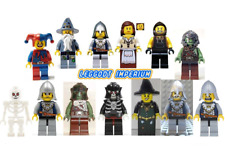 Lego Castle Minifigures - Fantasy Era - witch wizard blacksmith maid FREE POST