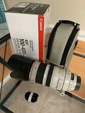 Canon  EF 100-400mm f/4.5-5.6L IS I USM Lens - GREAT CONDITION!