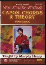 Capos, Chords & Theory Murphy Method Banjo Tuition DVD