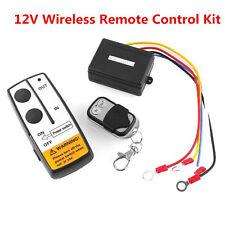 New 12V 12 Volt Winch Wireless Remote Control Kit for Truck Jeep ATV Winch Warn