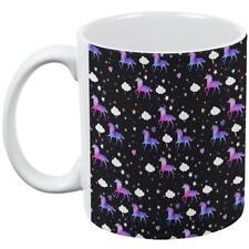 Galaxy Unicorn Pattern All Over Coffee Mug