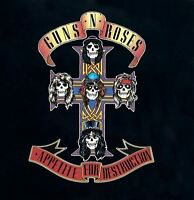 GUNS N ROSES appetite for destruction (CD album, no barcode) hard rock, metal