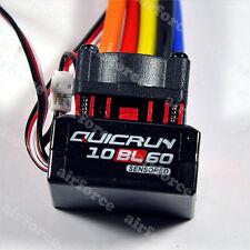 Hobbywing Quicrun Brushless Sensored Motor ESC Combo 10BL60 60A  ##AF