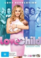 Love Child : Season 4 (DVD, 3-Disc Set) NEW