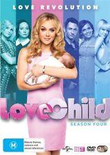 Love Child : Season 4 (DVD, 2017, 3-Disc Set) Brand New & Sealed Region 4