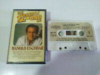 Manolo Escobar Los 12 Exitos de Oro Perfil 1985 - Cinta Tape Cassette