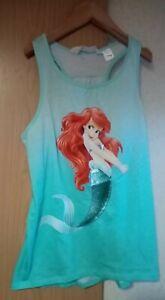 Ariel Mermaid Night Wear 8-10 Years H&M