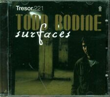 Todd Bodine - Surfaces Cd Perfetto