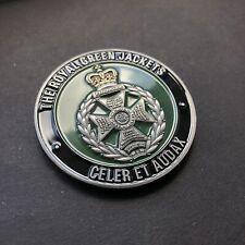 Royal Green Jackets Challenge Coin - Chosen Man