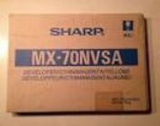 MX70NVSA-GENUINE OEM Sharp Laser Copier Developers (CYM) for the MX-5500n