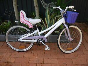 Byk E 450 Kids Childs Bike Bicycle Lilac Haze Alloy Frame 5 - 8 YRS 110 -132 cms
