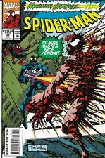 SPIDER-MAN (1990) #36 MAXIMUM CARNAGE PART 8 New Back Issue