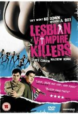 Lesbian Vampire Killers (DVD, 2009) NEW SEALED PAL Region 2