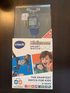 Vtech Kidizoom Watch DX2 Blue Smartwatch NEW In Box!